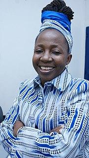 Kah Walla Cameroonian politician