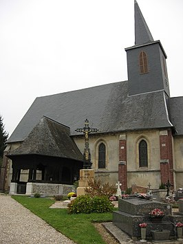Kerk in Bosc-Bordel