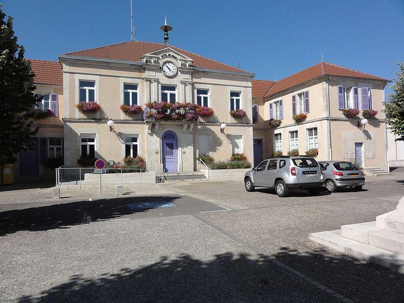 Lérouville (Meuse) mairie