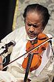 L. Subramaniam at Bharat Bhavan.JPG