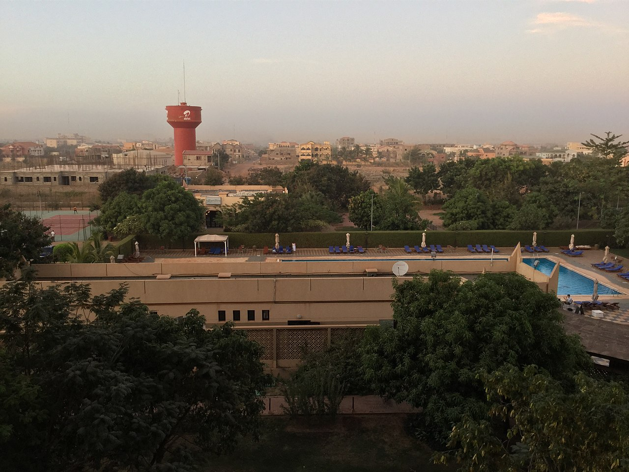Kota Ouagadougou