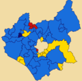 LCC 2009 Election Map.png