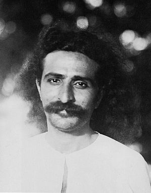 Meher Baba cover