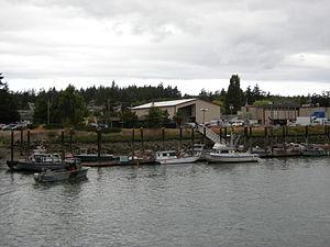 Swinomish people - La Conner, Washington, Swinomish Channel
