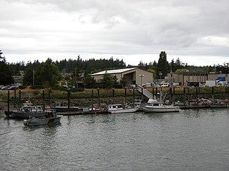 Swinomish - La Conner, Washington, Swinomish Channel