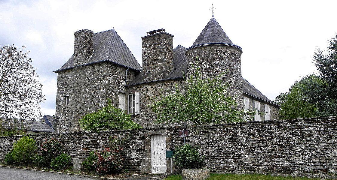 Manoir de La Dorée (53).