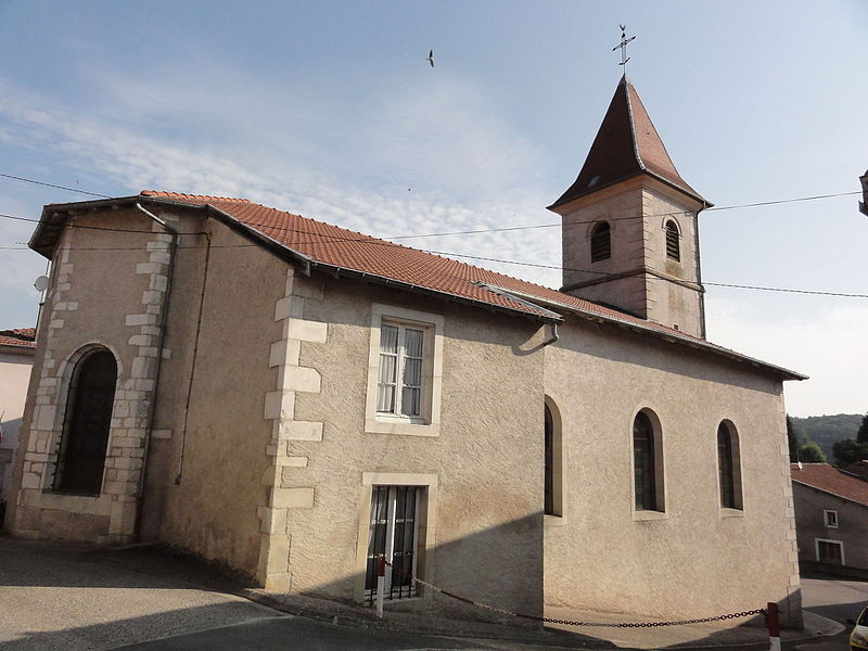 Laneuveville-derrière-Foug (Meurthe-et-M.) église
