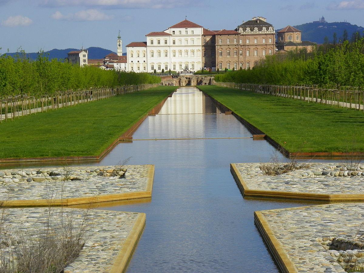 Palast von venaria reale wikipedia for Palazzo villa torino