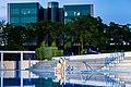 La natación sincronizada y la danza llevan la ciencia ficción a una piscina de Vallecas 03.jpg