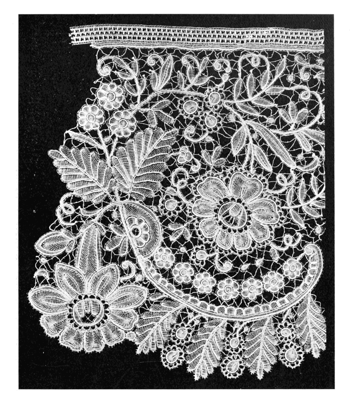Brussels lace - Wikipedia