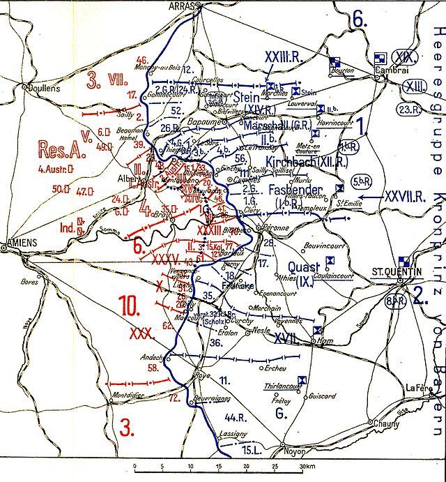 Schlacht an der Somme Wikiwand