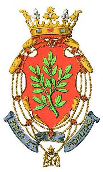 Lagergren - Lagergren Coat of the Arms