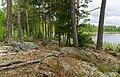 Lake Gisslaren, hiking trail Upplandsleden, Sweden 13.jpg