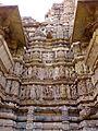 Lakshmana Temple Western Group of Temples Khajuraho India - panoramio (14).jpg