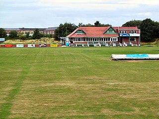 Lune Road Ground cricket ground in Lancaster, England