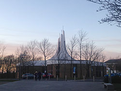 Lancaster University Chaplaincy Centre - maereddaway.jpg