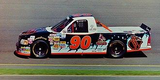 Lance Norick - Norick's 1997 truck