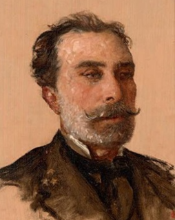Charles Landelle French painter (1821-1908)