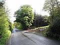 Lane near Garty Lough - geograph.org.uk - 1301314.jpg