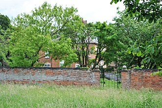 Samuel Butler (novelist) - Samuel Butler's birthplace and childhood home