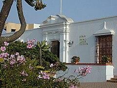 Larco museum exterior 3