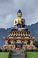 Large Gautama Buddha statue in Buddha Park of Ravangla, Sikkim.jpg