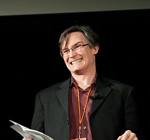 John Rennie (editor) - John Rennie speaking at NECSS 2011 conference in New York City