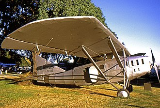 Museo Nacional de Aeronáutica de Argentina - Latecoere 25, Aeroparque Jorge Newbery, 1975