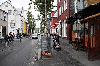 Laugavegur (Reykjavík) commercial artery