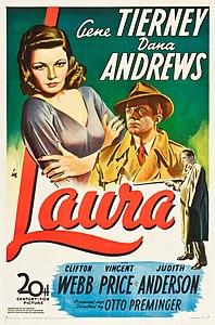 Лора (фильм, 1944) — Википедия