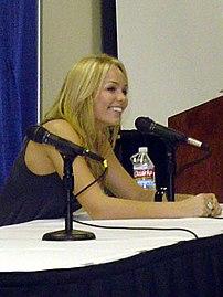 Vandervoort at Wizard World Texas 2007