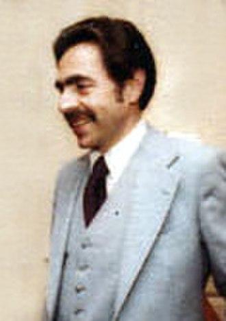 Laurence I. Barrett - Laurence I. Barrett in 1981