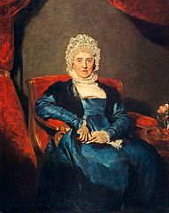 Mary Degg, Lady Robert Manners (1737 - 1829)