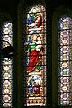 Le Bugue - Église Saint Sulpice - Vitrail de Saint Joseph - 20090924.jpg