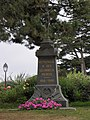 Le Faou (29) Monument aux morts de Rumengol.jpg