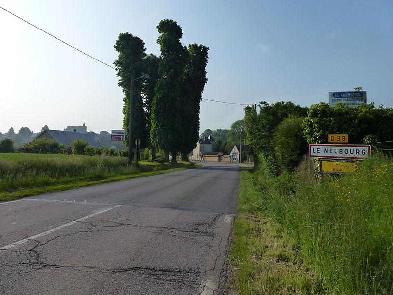 France commune de cauville - Office du tourisme le neubourg ...