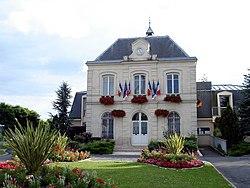 Le Plessis-Bouchard - Mairie 02.jpg