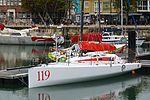 Le voilier de course Port de Plaisance de Roscoff (1).JPG