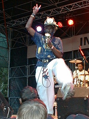 "Electronic dance music - Lee ""Scratch"" Perry was an early pioneer of the dub genre"