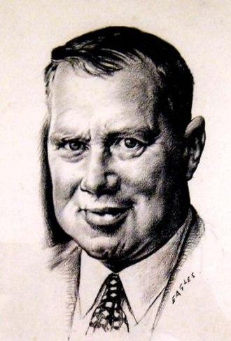 Les Wood (Australian politician) - Image: Leslie Arnold Wood Queensland politician
