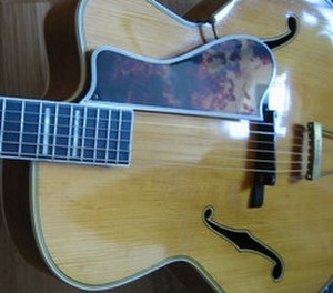 Levin (guitar company) - Levin Royal archtop (1949)