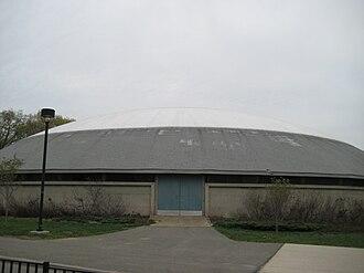 Lexington High School (Massachusetts) - The high school's field house