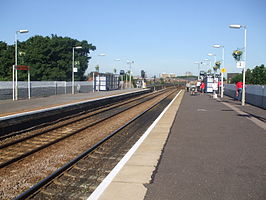 Leyton Midland Road stn look west.JPG