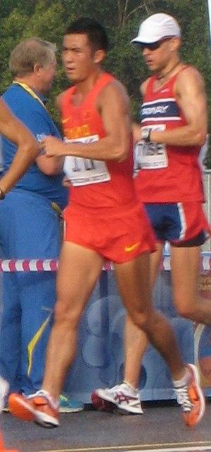 Li Jianbo - Li Jianbo in 2013