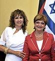 Lia Shemtov, Bozena Gasiorowska (Helping Hand Coalition)..jpg
