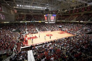 Philadelphia Big 5 - The Liacouras Center on the campus of Temple University.