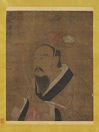 梁武帝-蕭衍