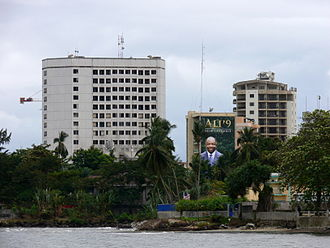 Economy of Gabon - Libreville is the capital and financial center of Gabon