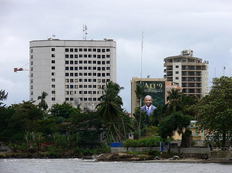Libreville beachfront 3