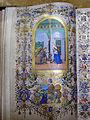 Libro d'ore di luisa de' medici, francesco rosselli e gherardo di giovanni, 1485, bibl. laurenziana 02.JPG